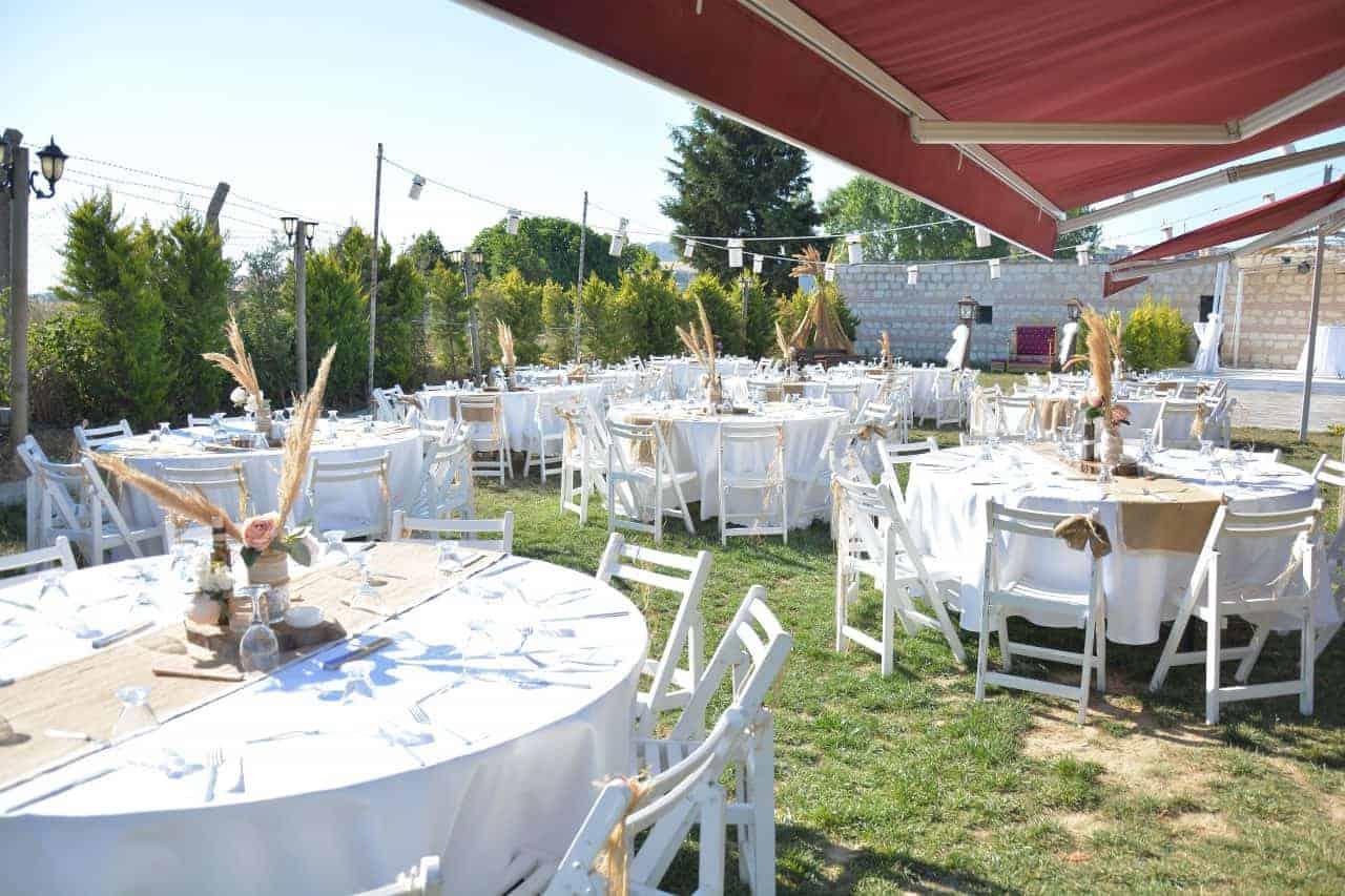 Otantik Garden Büyükçekmece Düğün Fiyatları