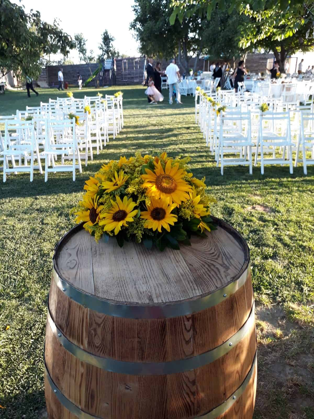 Otantik Garden Büyükçekmece Kır Düğünü Fiyatları