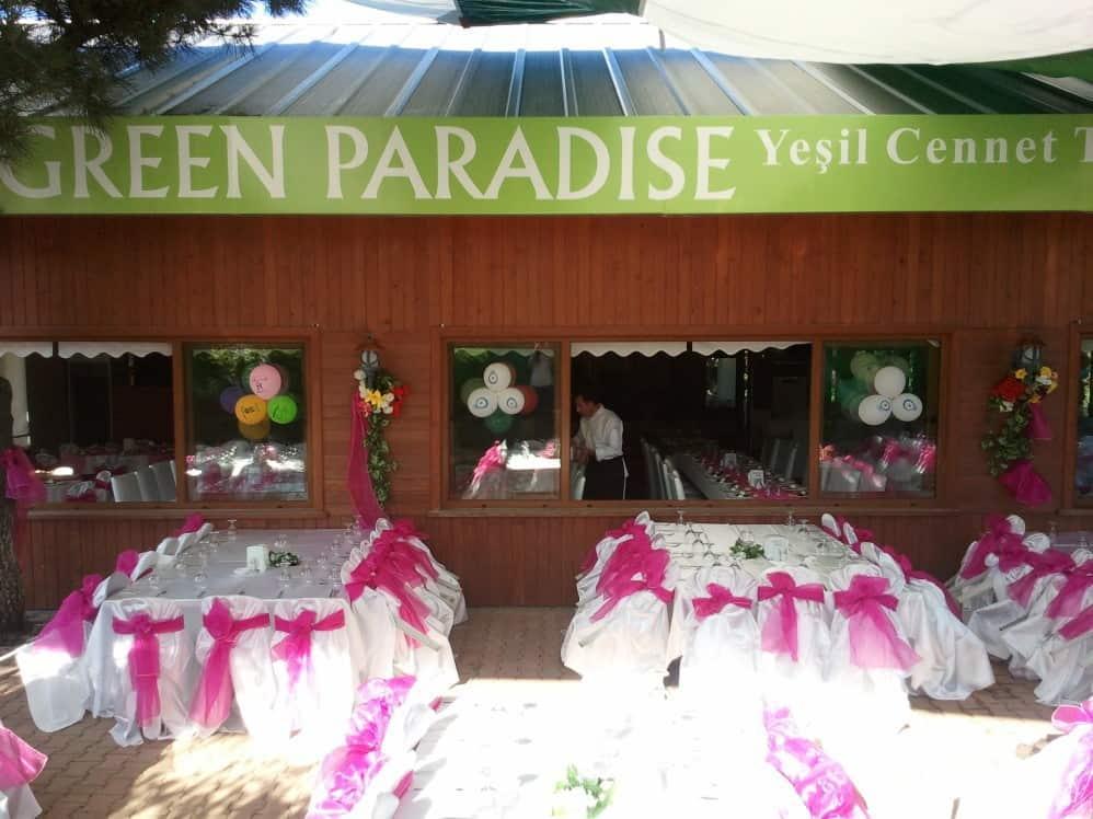 Yeşil Cennet