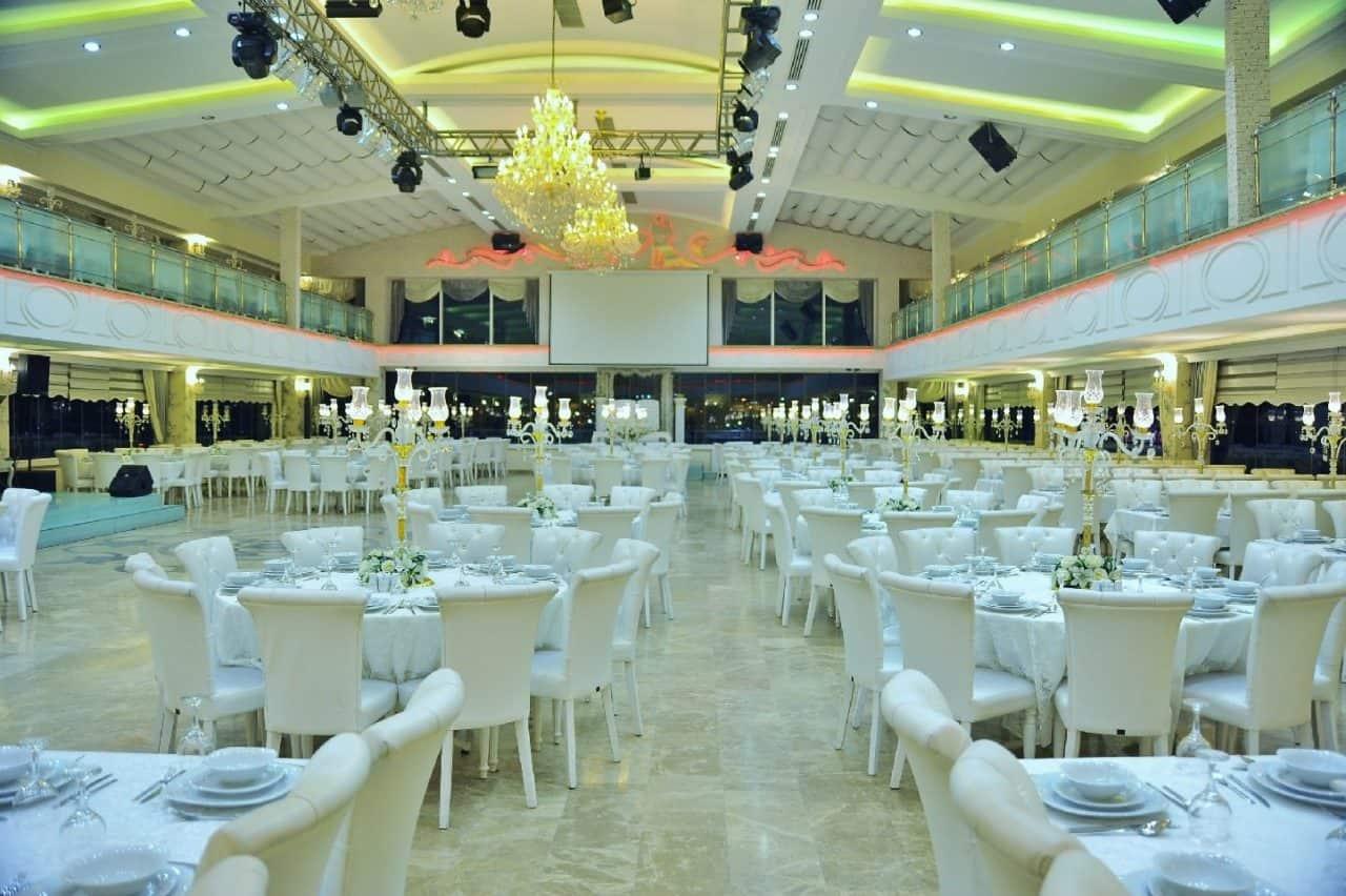 Pembe Köşk Düğün Balo Salonları düğün fiyatları
