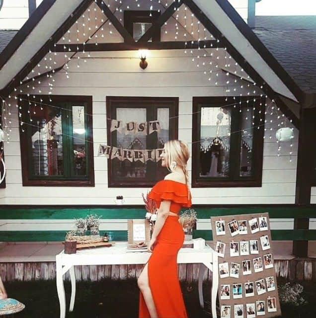 Atiz Park Kır Düğünü