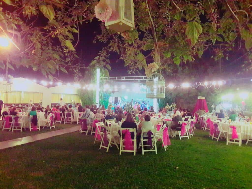 Beyaz Ev Düğün Davet - İnciraltı Kır Düğünü