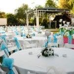 Bordo Yeşil Garden Düğün