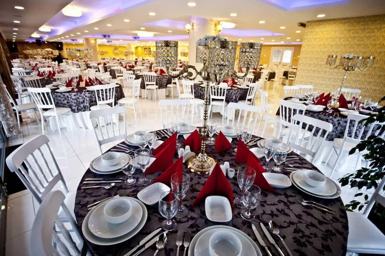 Ewet'de Balo ve Nikah Salonu - Düğün