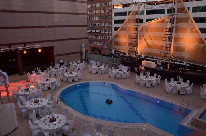 Grand Cevahir Hotel Düğün