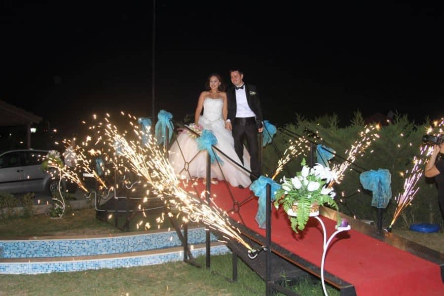 Çitlembik Bahçe, kır düğünü, düğün salonu
