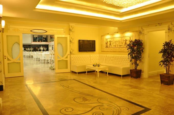 Pembe Köşk Balo Salonları - Düğün Salonu