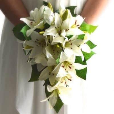 şubat düğünü için çiçek