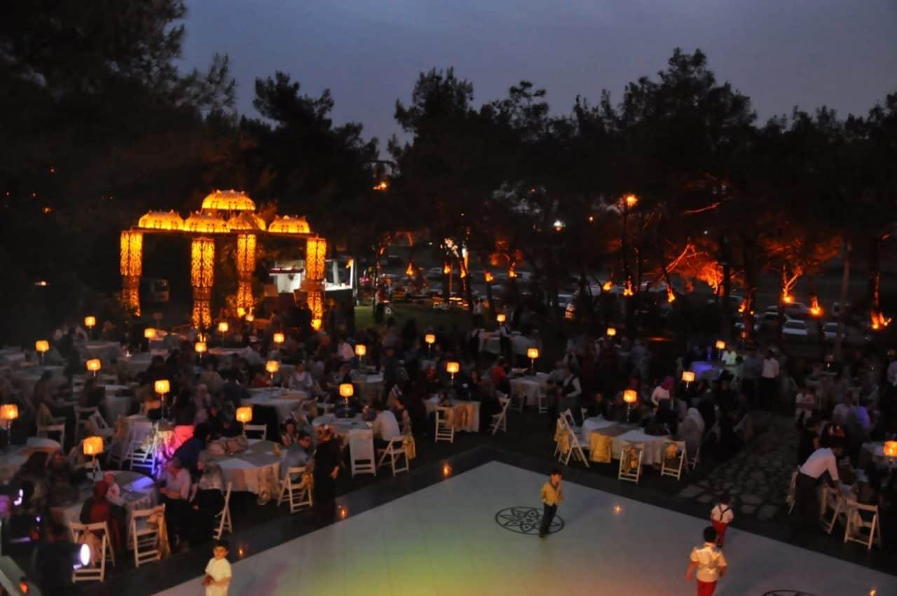 Esnti Kır Düğün Salonu Buca