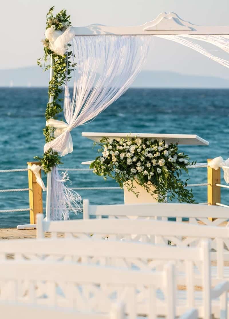 Boyalık Beach Çeşme İzmir Düğün Otelleri