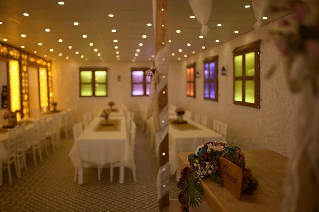 Sandal Marina Bayraklı Düğün Fiyatları