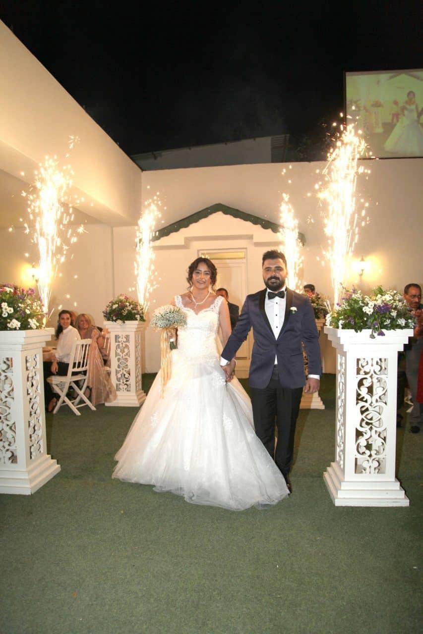 Envooy Etkinlik Alanı Bayraklı düğün fiyatları