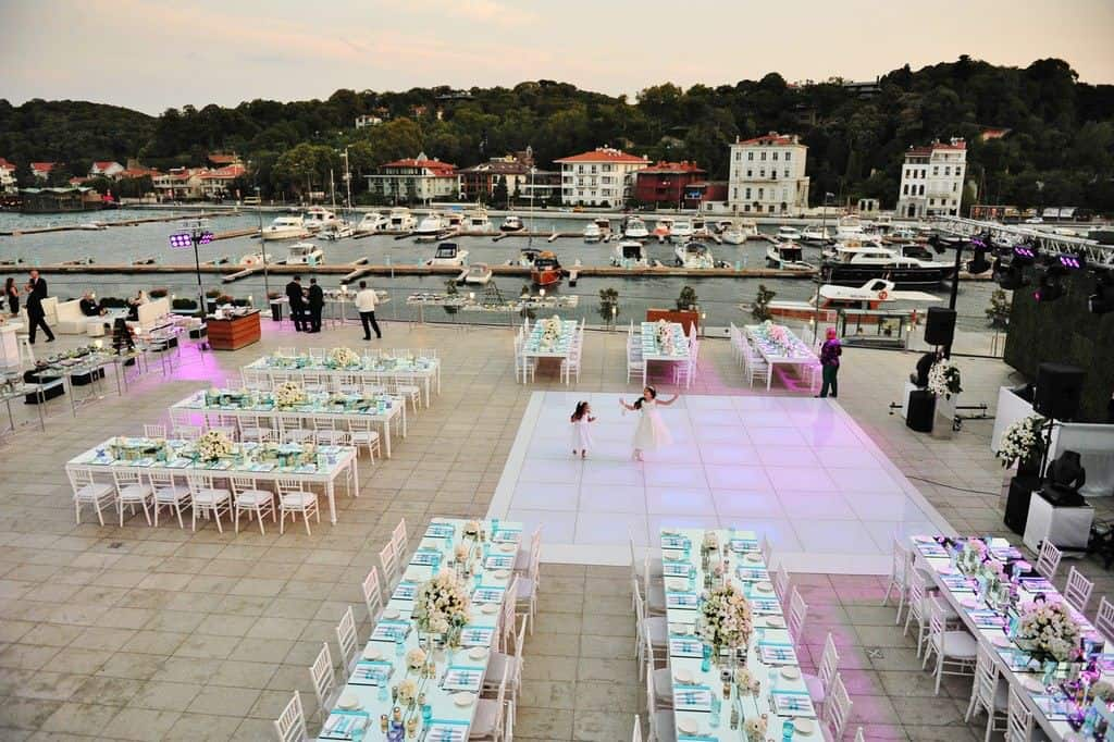 The Grand Tarabya Hotel Sarıyer