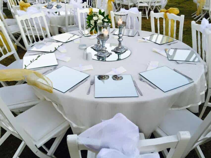 Beyaz Orkide - Düğün- Kır Düğünü