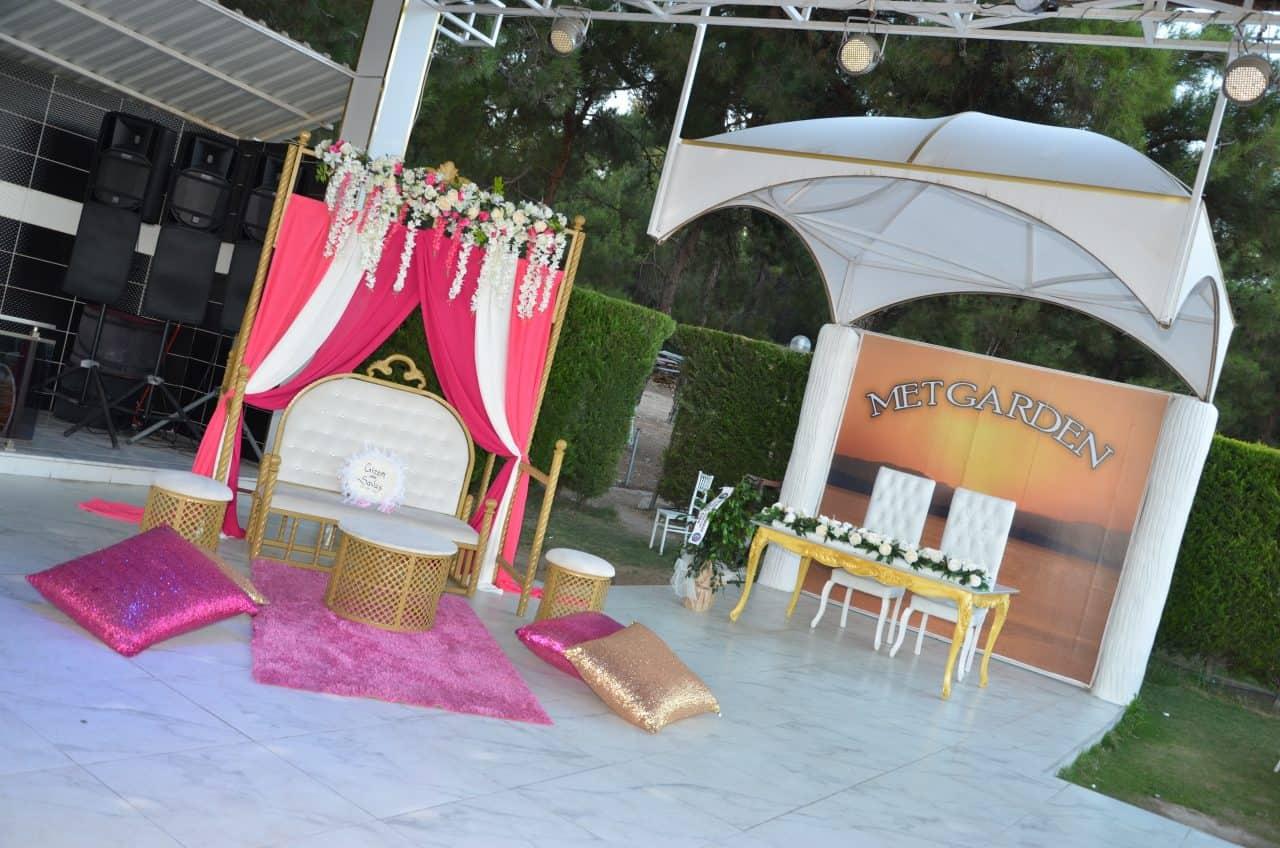 Met Garden Buca Düğün Fiyatları