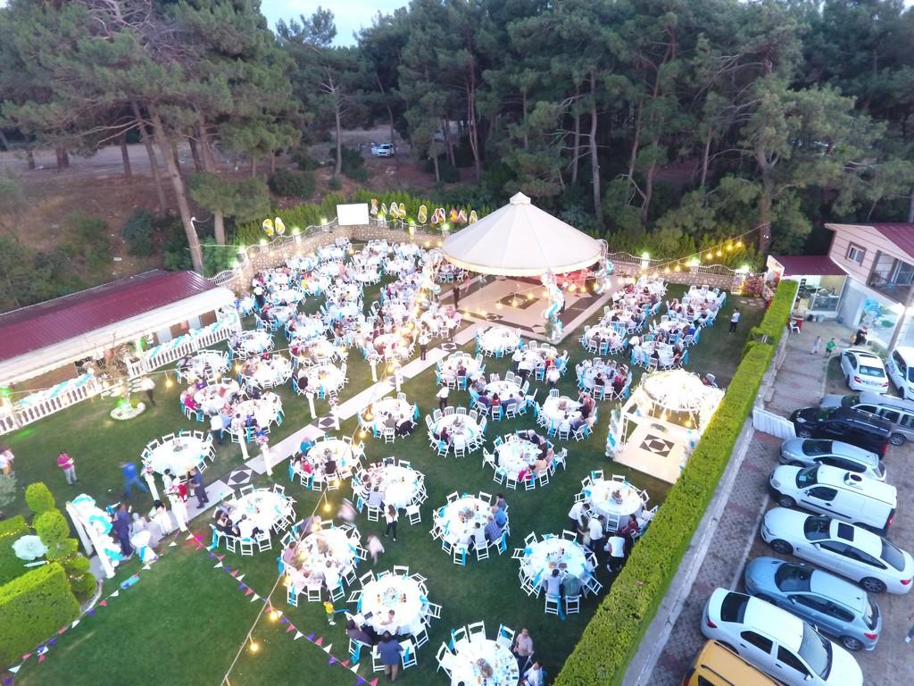 Taş Körü Garden Buca Kır Düğün Fiyatları