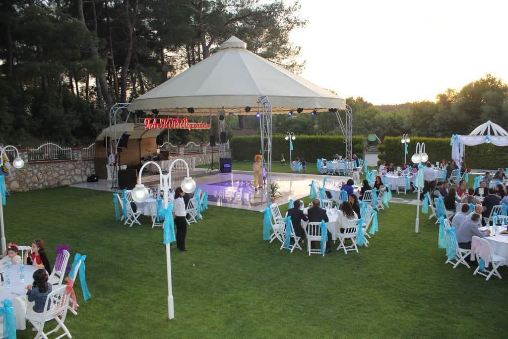 Taşköprü Garden - Buca Kır Düğünü Fiyatları