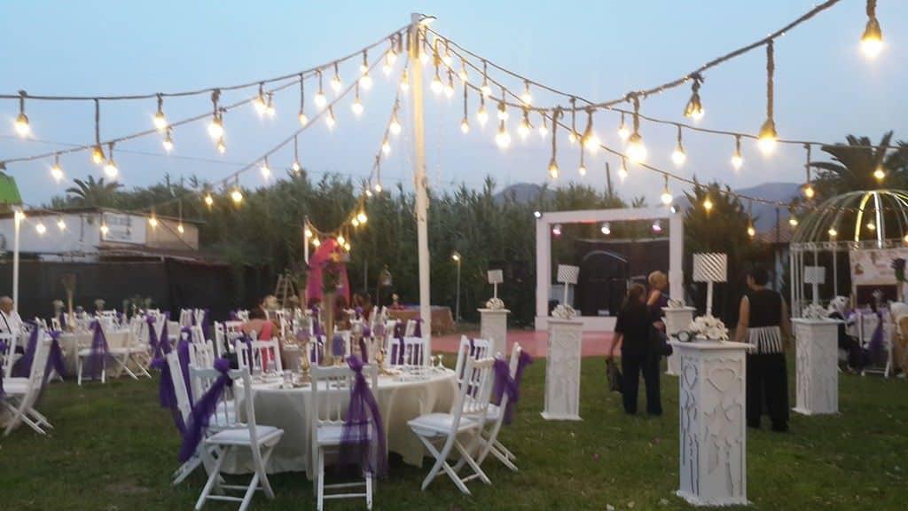 Duygum Wedding Kır Düğünü Organizasyonu