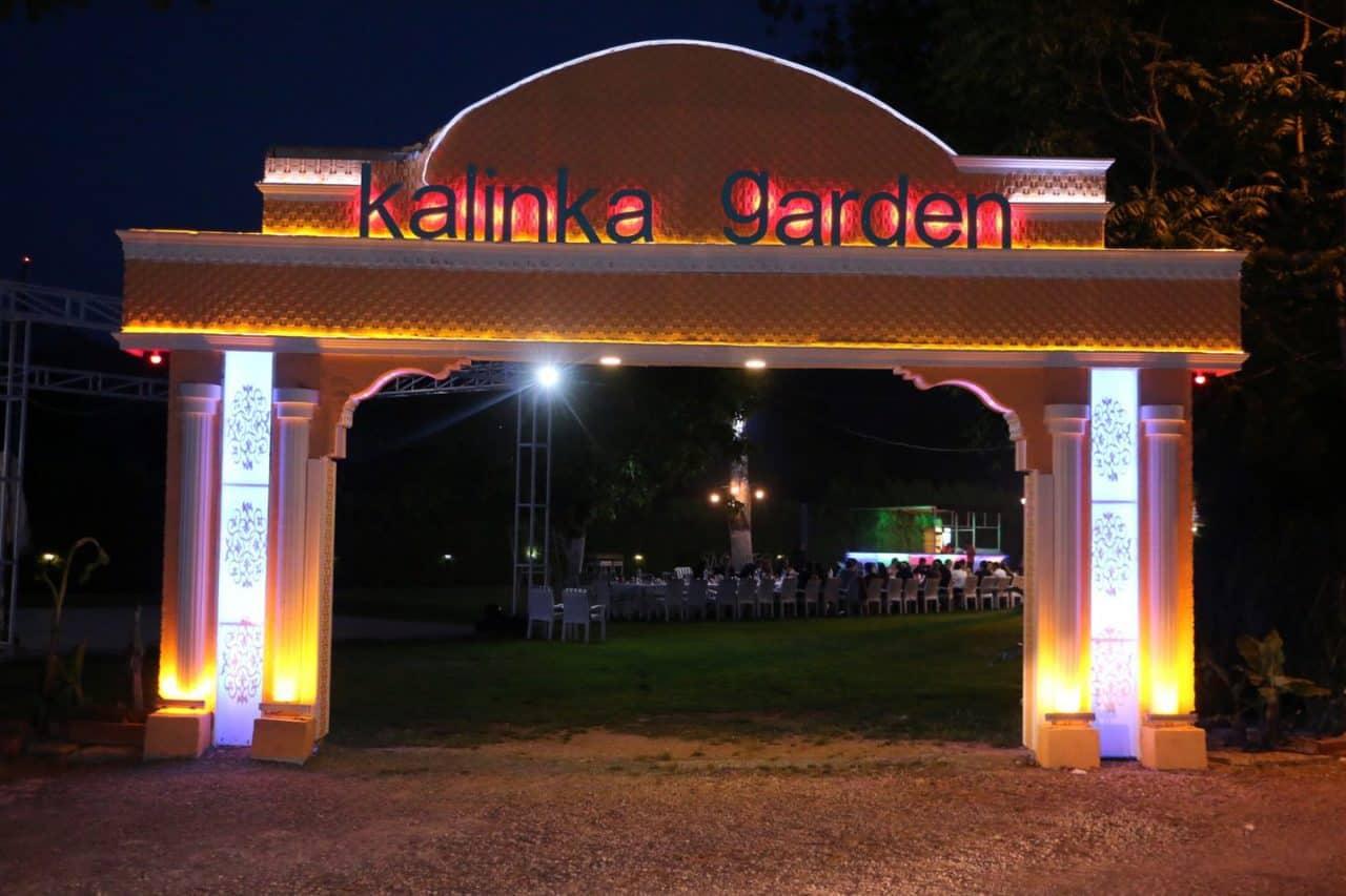 kalinka garden, kır düğünü