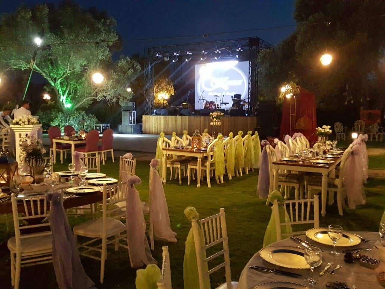 Kısmet Garden Wedding & Events Urla Düğün Salonları
