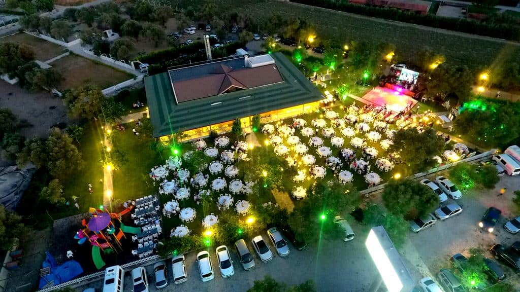 Kısmet Garden - Kısmet wedding - Kır Düğünü