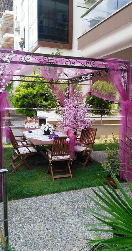 Gönül Bahçesi Kına, Nişan ve Düğün Mekanı - Karşıyaka