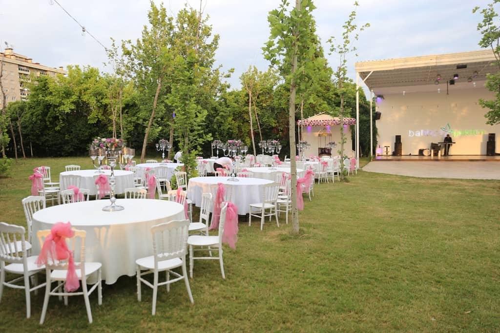 Bahhçe Wedding Buca Düğün Fiyatları
