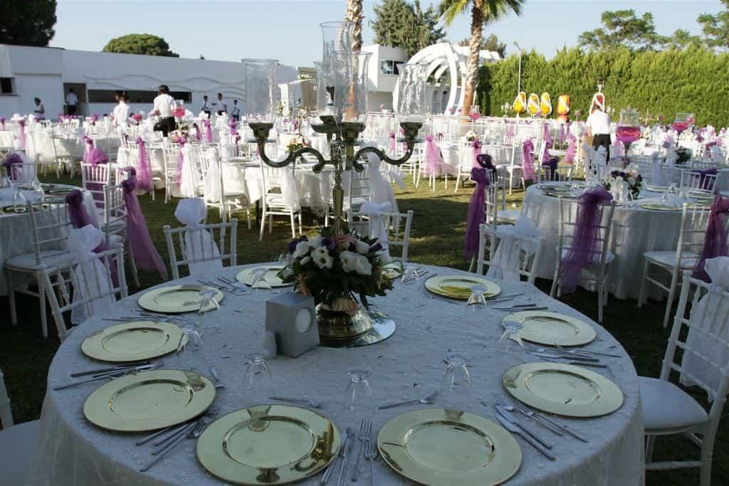 Prenses Garden Kır Düğünü - Narlıdere