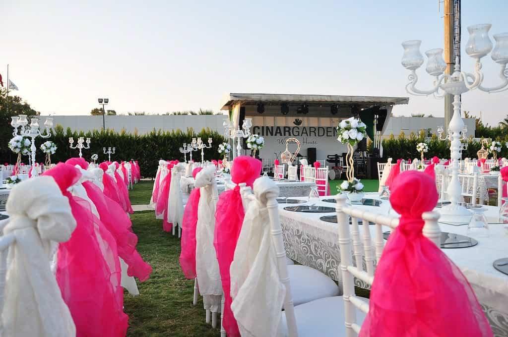 Çınar Garden Kır Düğün Salonu Narlıdere