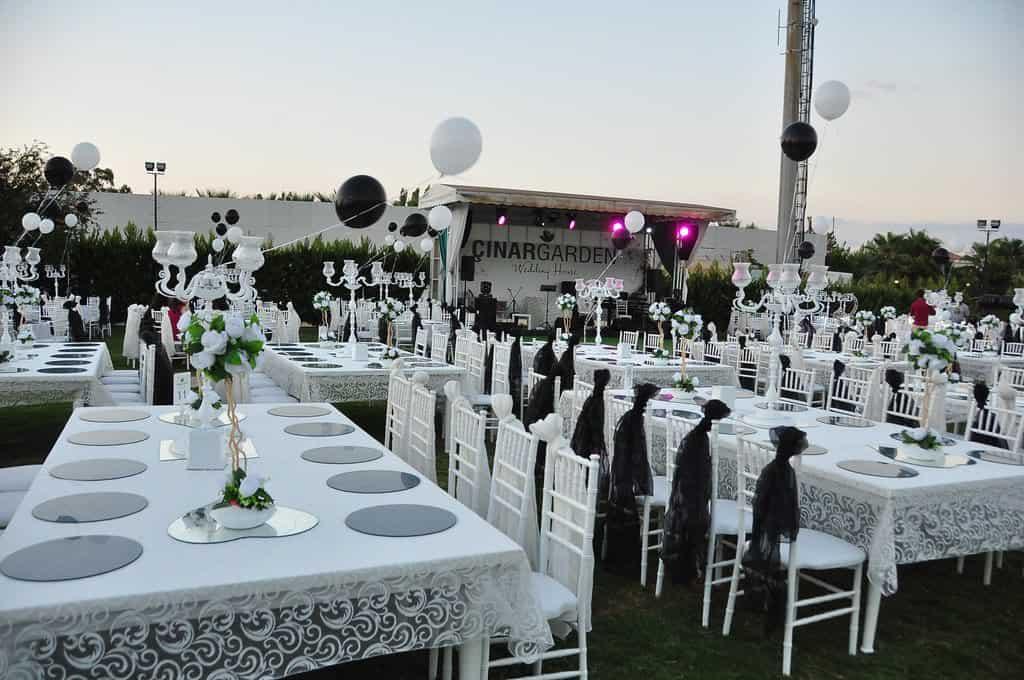 Çınar Garden Kır Düğün Salonu İnciraltı