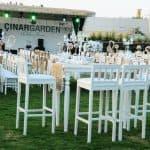 Çınar Garden Kır Düğünü