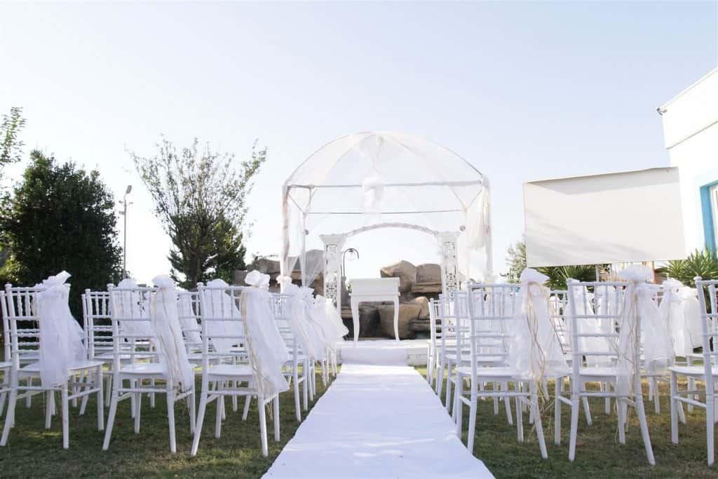 Prenses Garden - İzmir Kır Düğünü