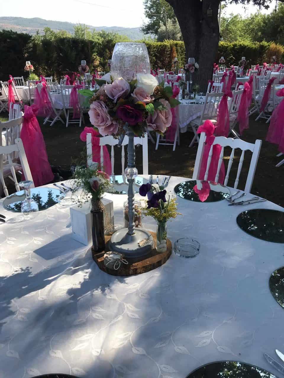 Şamdan Kır Düğün Salonları Güzelbahçe Düğün Fiyatları