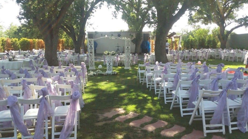 Şamdan Kır Düğün Salonu Güzelbahçe