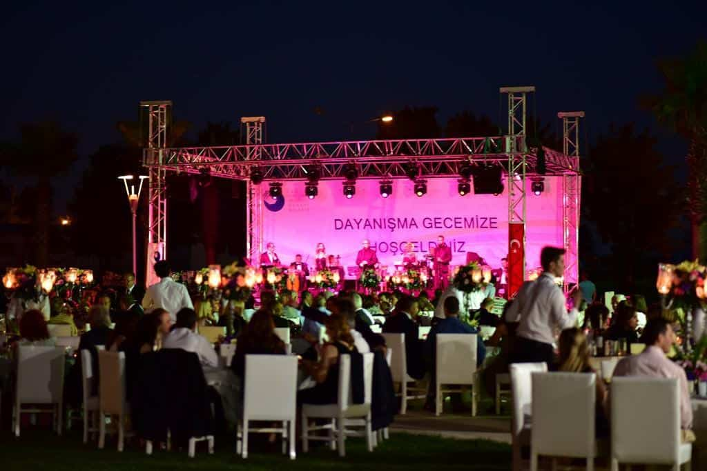 Event Club Etçibaşı by Naci Usta