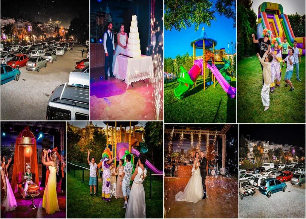 İzmir Garden Plus - İnciraltı Düğün Salonları