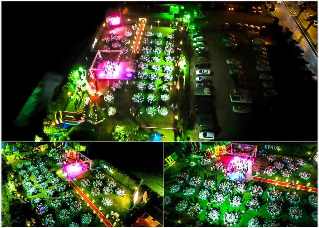 İzmir Garden Plus İnciraltı Kır Düğünü