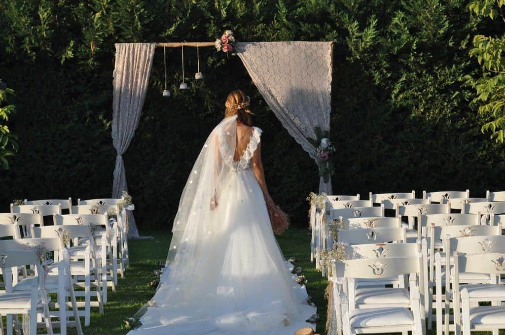 Ege Kasrıbeyaz Wedding Kır Düğünü