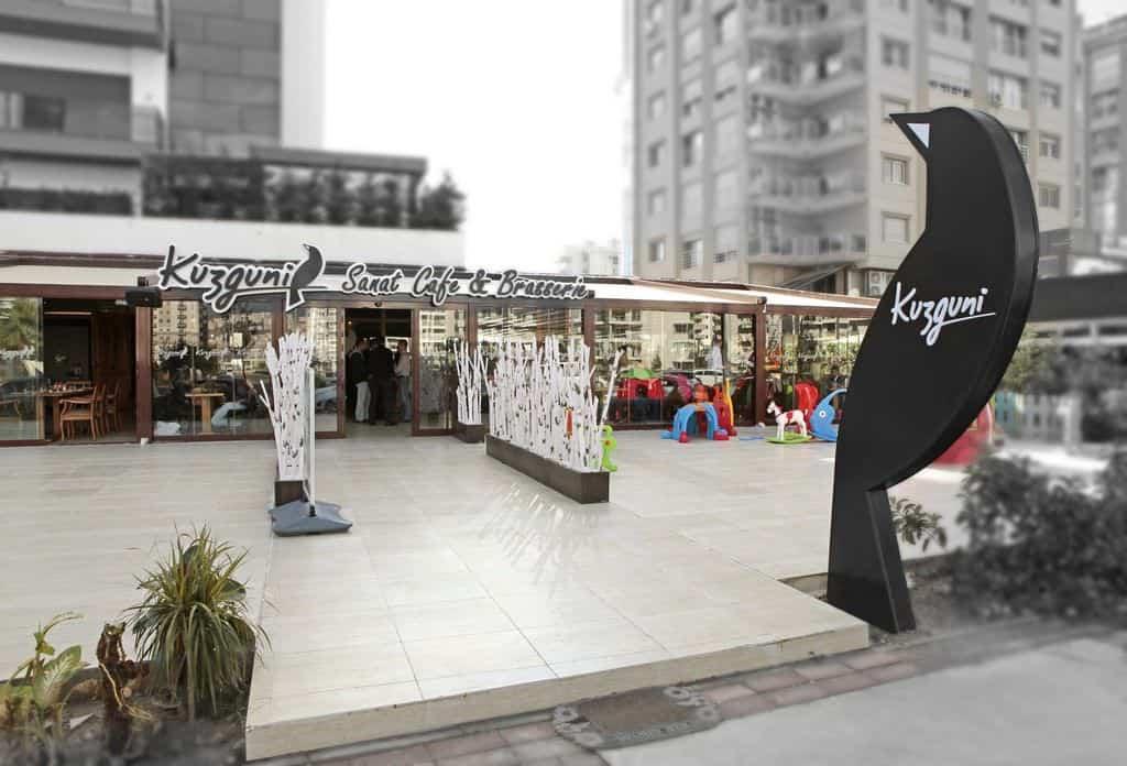 Kuzguni Sanat Cafe Kına Organizasyon Çiğli