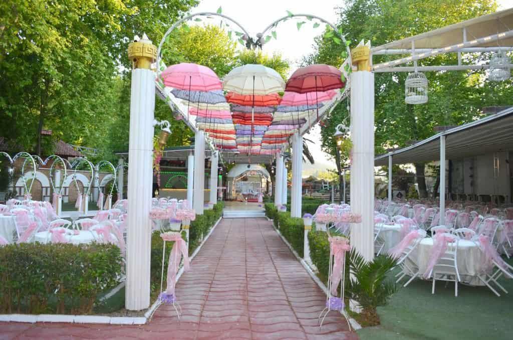 Hera Garden Kır Düğünü