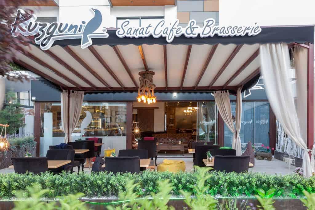 Kuzguni Sanat Cafe Karşıyaka