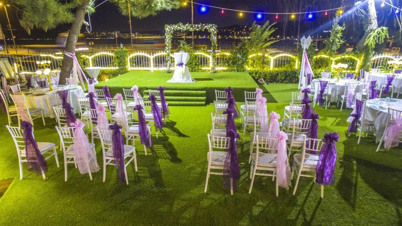Boğaz Bahçe Sarıyer Düğün Fiyatları