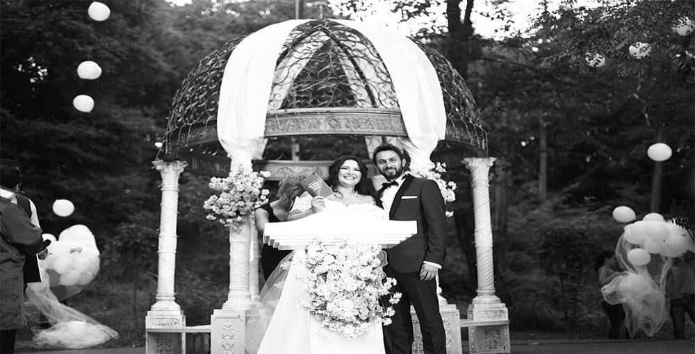 Qubbe Bahçe Kır Düğünü