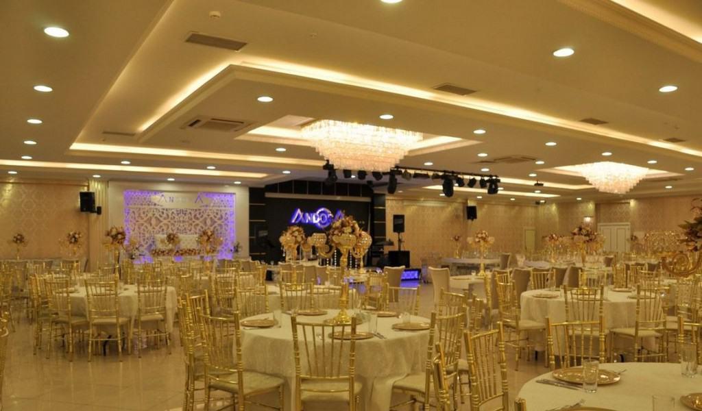 Andora Balo ve Düğün Salonu Yenimahalle Düğün Fiyatları
