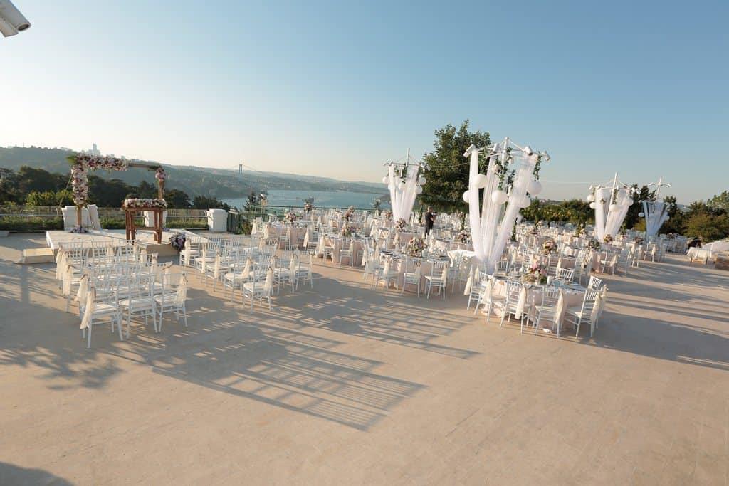 Cemile Sultan Korusu Beykoz Düğün