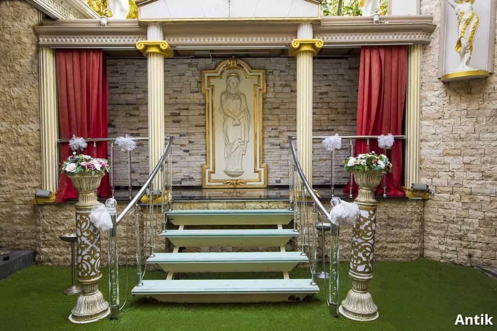 Aşiyan Düğün Salonları Antik