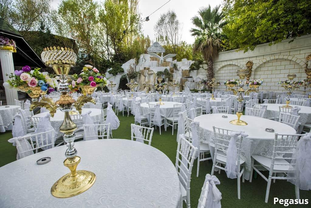 Aşiyan Düğün Salonları Pegasus