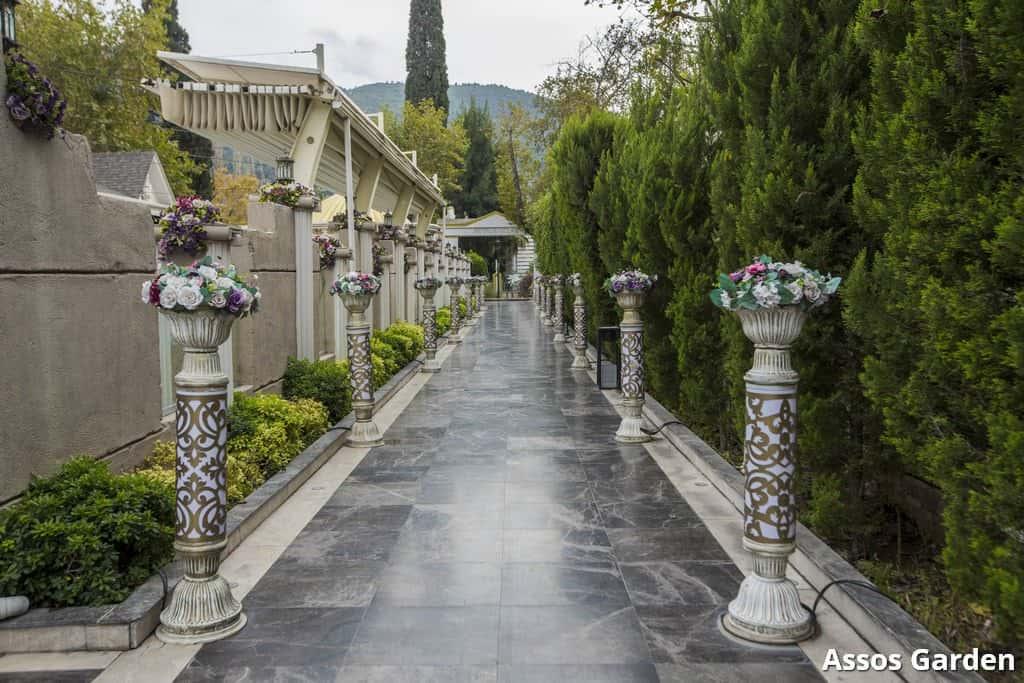 Aşiyan Düğün Salonu Asssos Garden