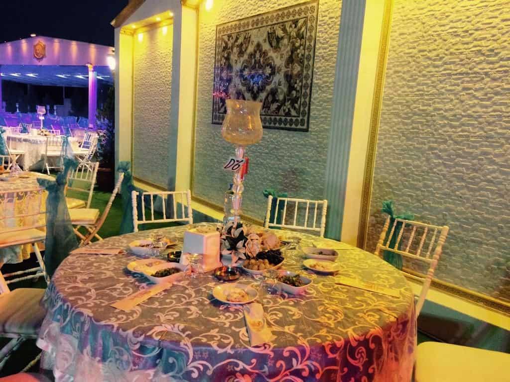Zararsız Düğün Salonu Çiçekliköy Bornova