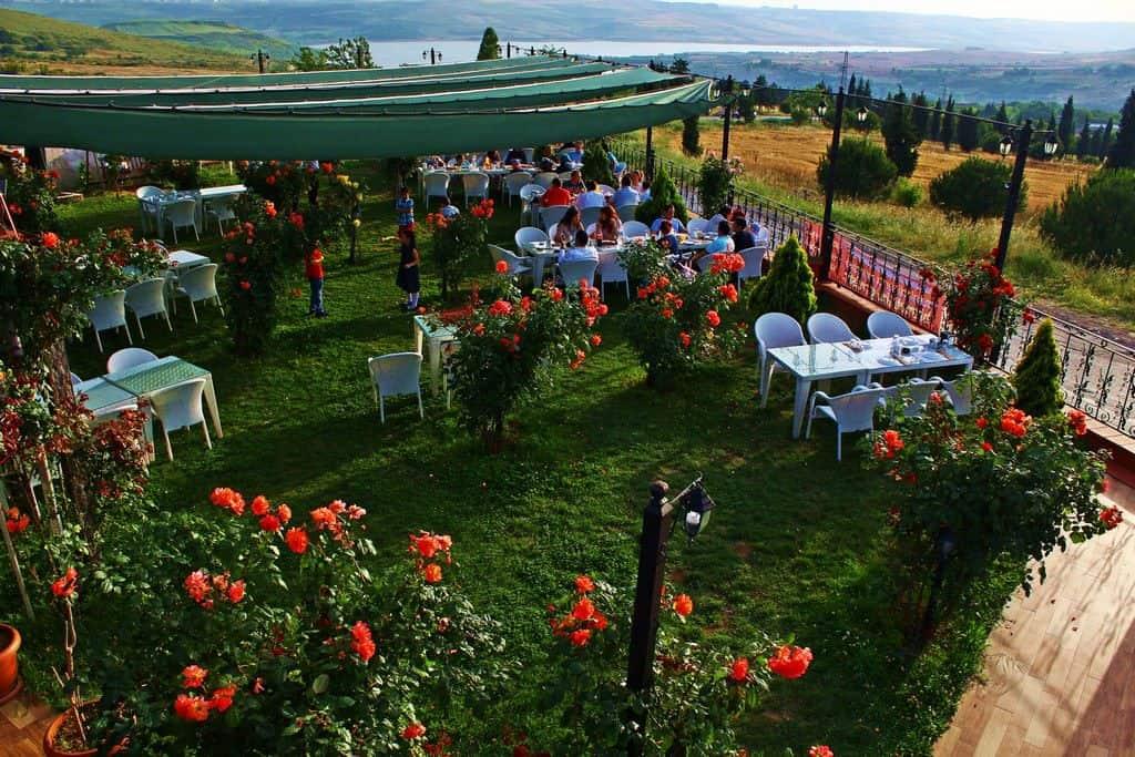 Kuzey Garden Kır Düğünü Başakşehir